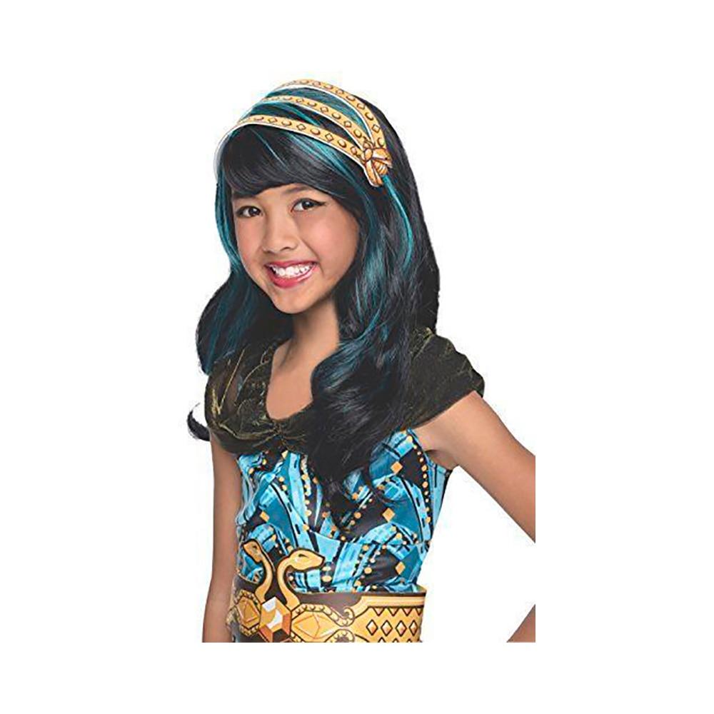 Carnival wig Rubie's Клео de Nile Monster High цена