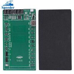Панель для быстрой зарядки аккумулятора для iPhone X XS MAX XR 4 5 6 6s 7 8 для samsung xiaomi huawei Android Phone