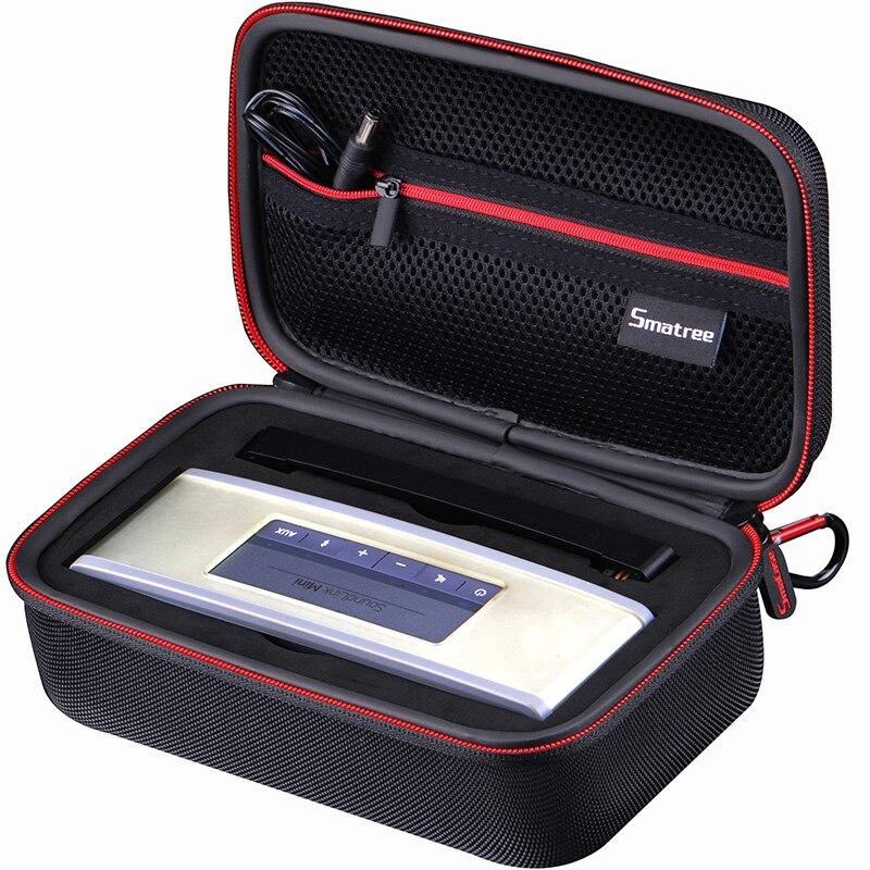 Smatree De Stockage De Transport Voyage Cas pour Bose SoundLink Mini et Mini 2 II Haut-Parleur Portable Sac de Transport