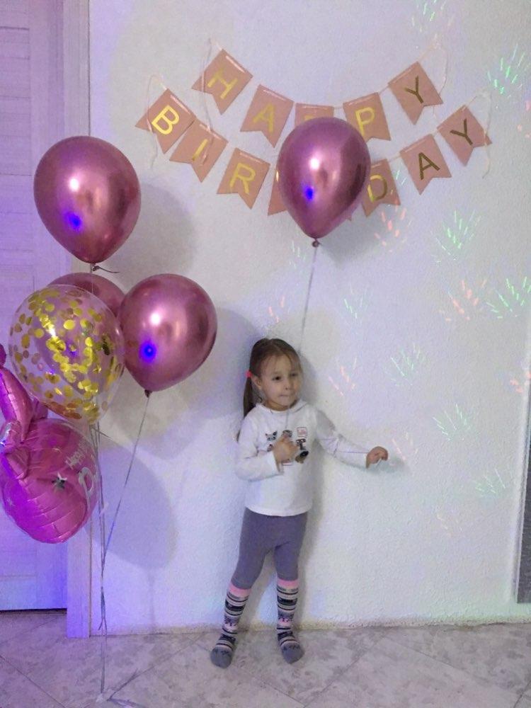 лигатуры фольги воздушный шар; рождения; день рождения 2 года;