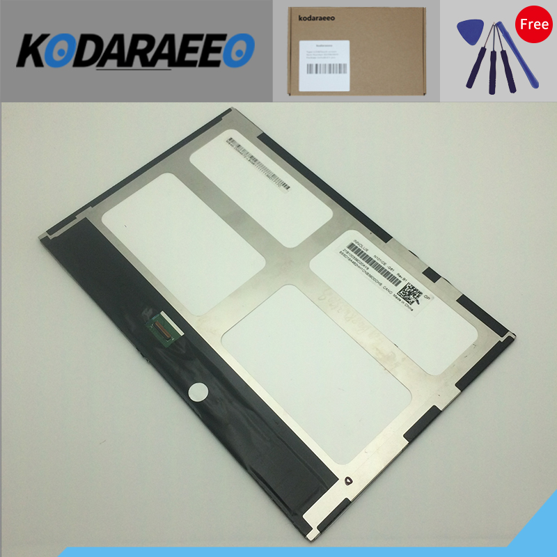 цены kodaraeeo For Lenovo Yoga 10 B8000 Tablet PC LCD Display Replacement Parts free tools