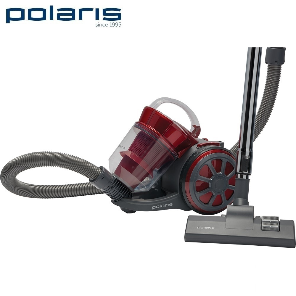 Vacuum Cleaner Polaris PVC 1730CR Vacuum cleaner for home Cyclone vacuum cleaners Shipping from Russia пылесос polaris pvc 1730cr красный