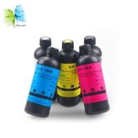Winnerjet Universele 500 ML UV Inkt voor Epson R200 R210 R260 R270 R280 R290 R330 R1800 R1900 R2000 Printer