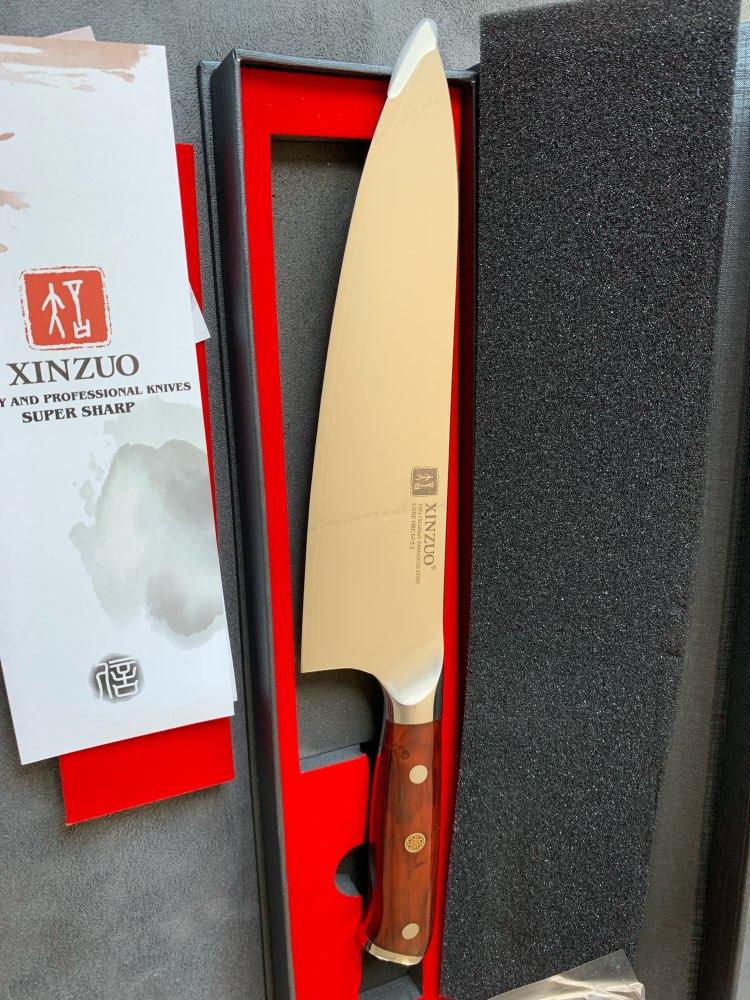Facas de cozinha cozinha xinzuo japonês