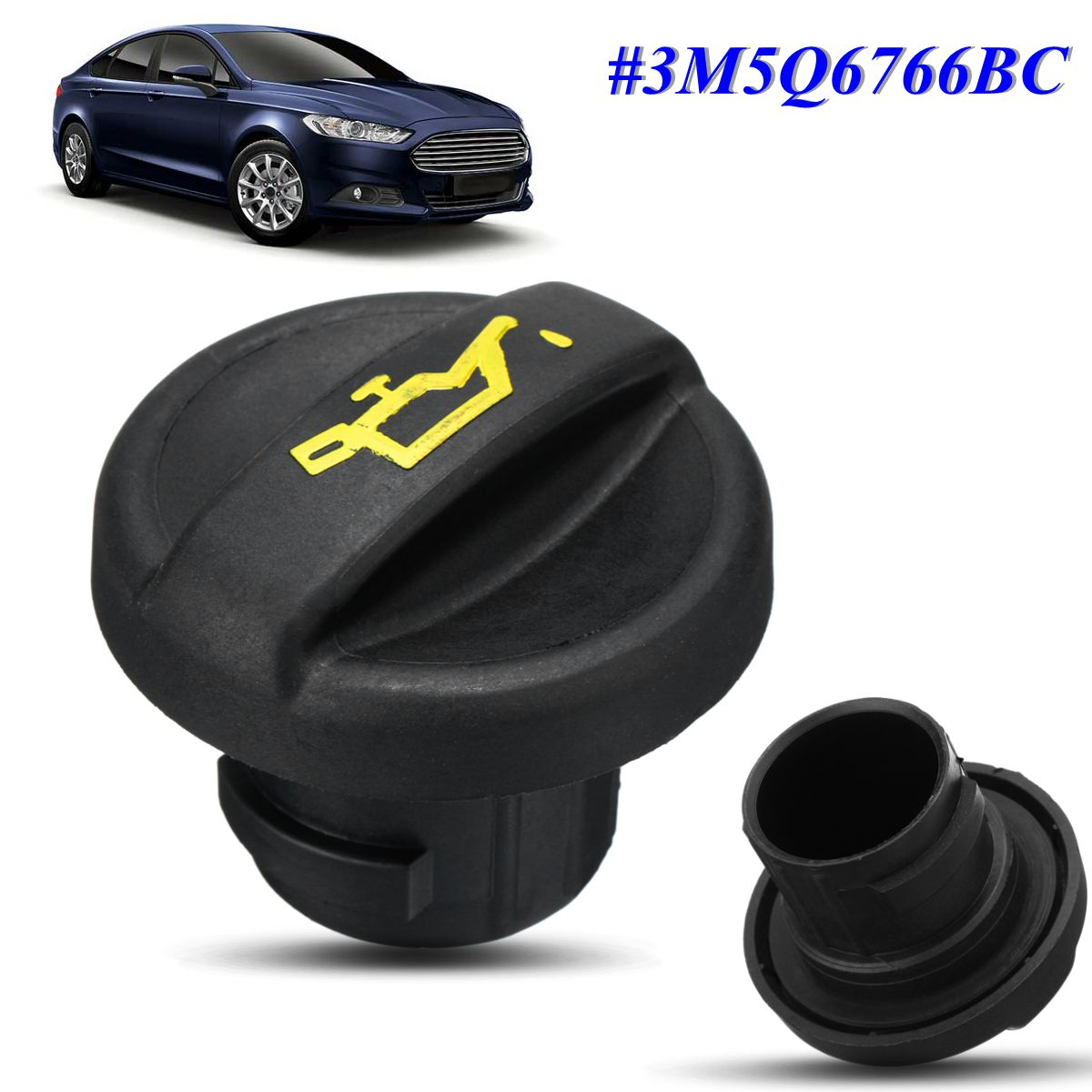 #1348368 #3M5Q6766BC Air Fuel Filter Cap For Ford/Focus/Mondeo/Kuga/C  MAX/MK4 1.4 1.6 2.0 2.2L 2003 2012 2011 2010 2009 2008-in Fuel Injector  from ...