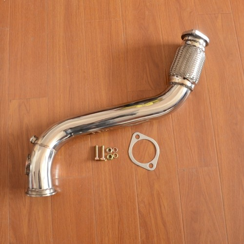 "3"" Turbo Downpipe Down Pipe FOR TOYOTA SUPRA 2JZ GE 2JZ"