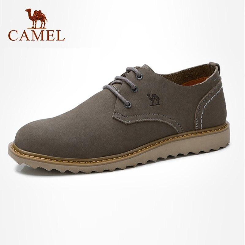 Ayakk.'ten Erkek Rahat Ayakkabılar'de DEVE erkek ayakkabıları Rahat Rahat Hakiki Deri Ayakkabı İngiltere Trend Sonbahar dantel up Retro Zarif Duygu Ayakkabı'da  Grup 1