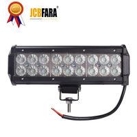 10pcs Cree LED chip LIGHT bar Light 4X4 LED Work light 12V 24V Spot Flood FOR TRUCK BOAT SUV car ATV 4WD VS 36W 18W
