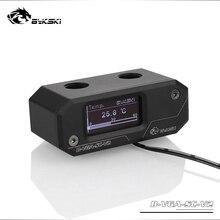 Bykski видеокарта GPU водоблок термометр цифровой OLED ЧПУ модуль в режиме реального времени температура монитор B-VGA-SC-V2