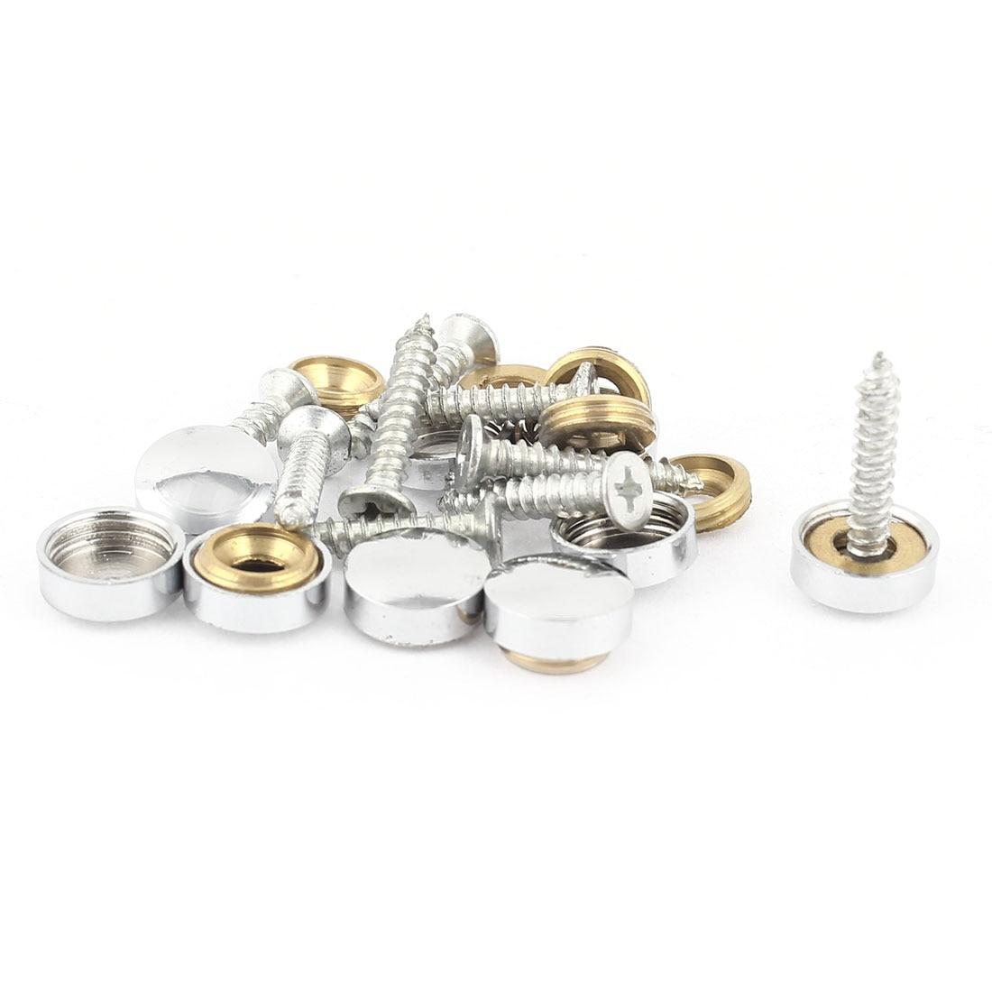 "Miniature Small Brass Eye Screws 1//2/"" 1.3 cm 4 ct Long: DOLLHOUSE Hardware"