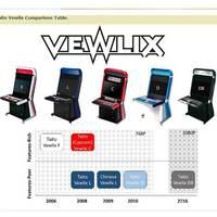 TAITO VEWLIX F игровой автомат шкаф аркадная игра машина Игровые приставки