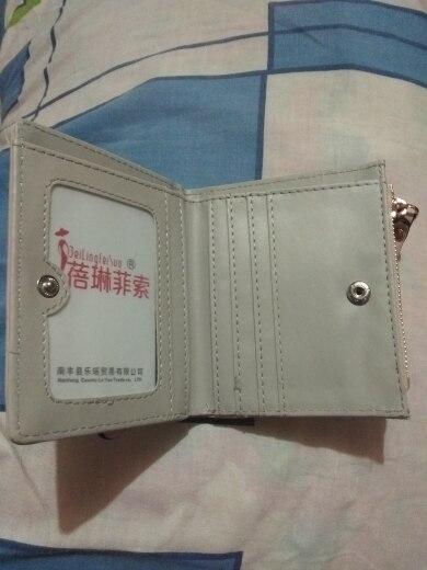 Стиль: Стиль: Мода; фиолетовый кошелек; Основной материал:: ПУ; фиолетовый кошелек;