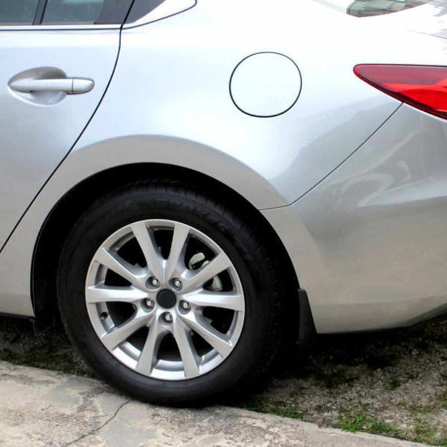 GJ Atenza 2013-2017 2018 2019 Mudflaps Splash Guards Mud Flap Mudguards Fender 2014 2015 2016 4Pc Car Mud Flaps For Mazda 6
