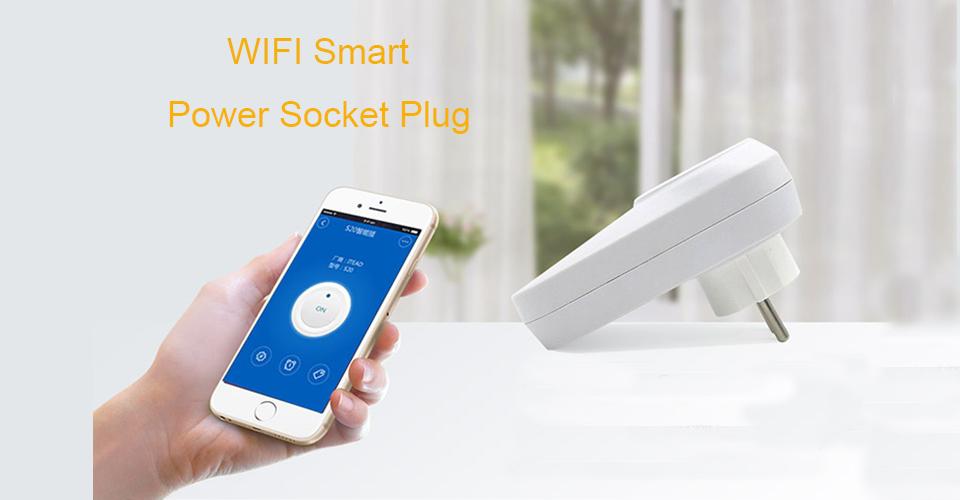 wifi socket plug