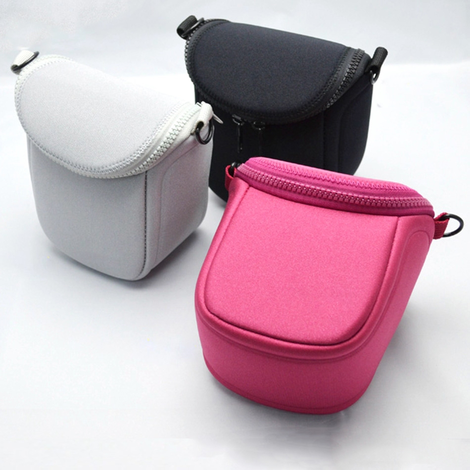 Mini Shoulder Camera Bag Case For Samsung NX3300 NX3000 NX20