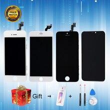 AAA экран для iPhone 5 5S 5c 6 7 ЖК дисплей модуль экрана дисплея сенсорный дигитайзер Замена стекло телефон без битых пикселей