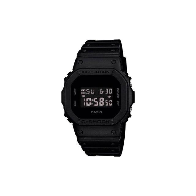 Наручные часы Casio DW-5600BB-1E мужские кварцевые
