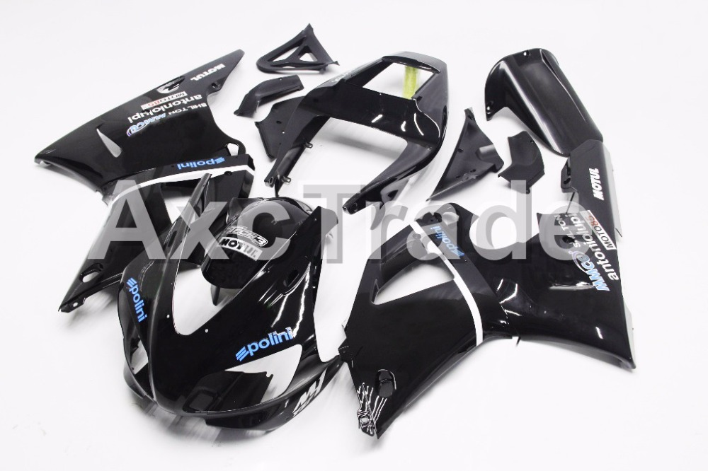 Motorcycle Fairings Kits For Yamaha YZF1000 YZF 1000 R1 YZF-R1 1998 1999 98 99 ABS Injection Molding Fairing Bodywork Kit B104 custom motorcycle fairing kit for kawasaki ninja zx9r 1998 1999 zx9r 98 99 black flames blue abs fairings set 7 gifts sg10