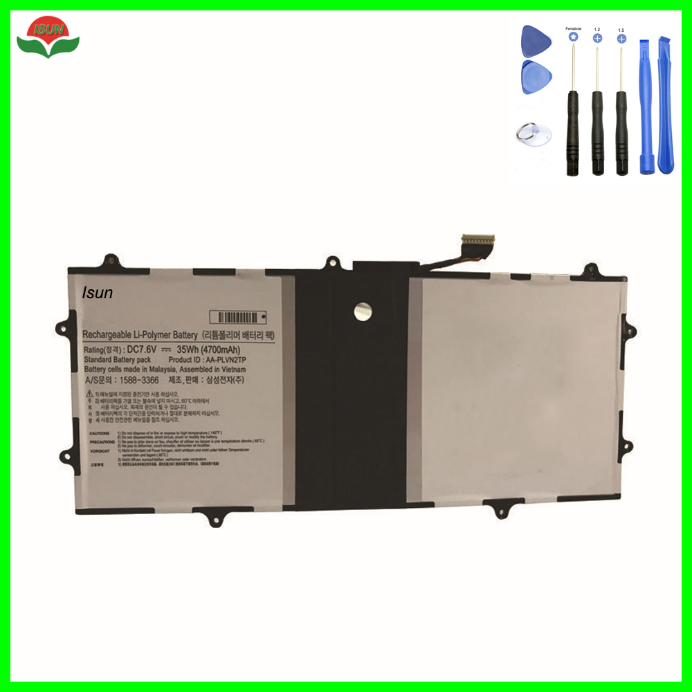 Original Quality Battery Replacement For Samsung Chromebook 2 13.3 Series AA-PLVN2TP 1588-3366 with free repair tools