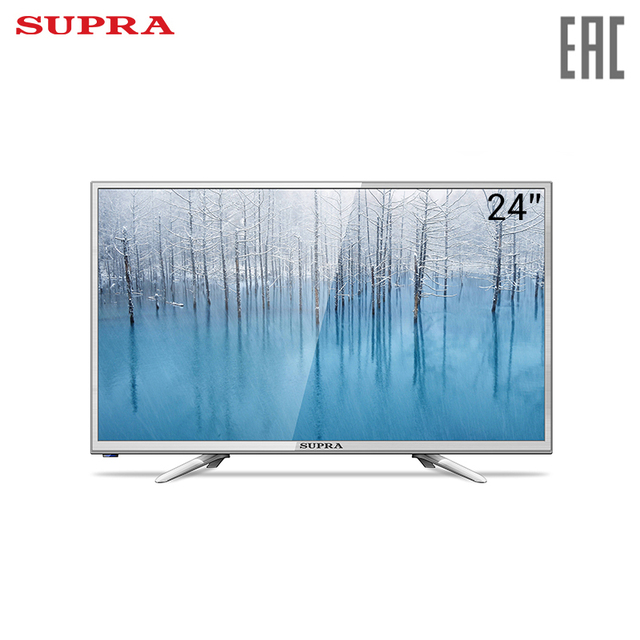 "Телевизор LED 24"" Supra STV-LC24LT0011W(Russian Federation)"