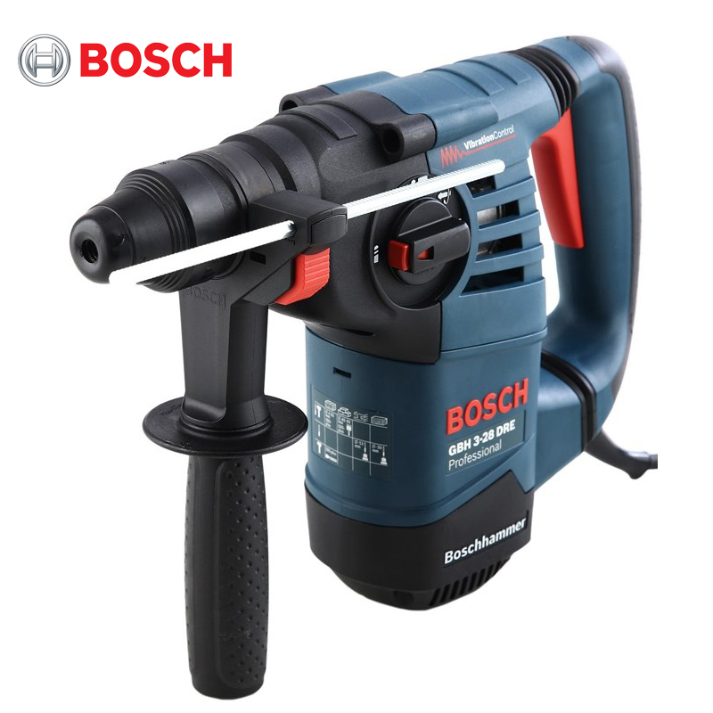 Electric rotary hammer Bosch GBH 3-28DRE rotary switch hz5b 20 4 electric 3 position 1 0 2 16terminals rotary cam universal changeover switch 20a 4 phases