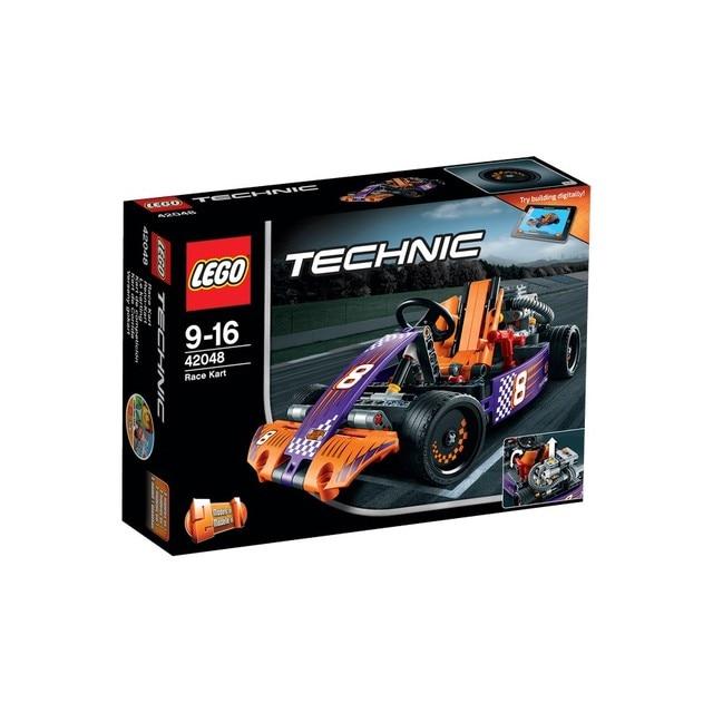 Конструктор LEGO TECHNIC Гоночный карт 42048-L