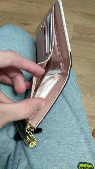 1 цент монета; женщины портмоне; кошелек; Пол:: Женщины;