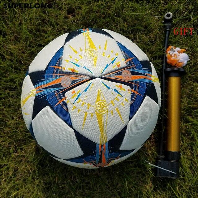 Profissionais Do Esporte de Futebol tamanho Oficial 5 bola De Futebol Da  Liga Dos Campeões de f8da27b4242ac