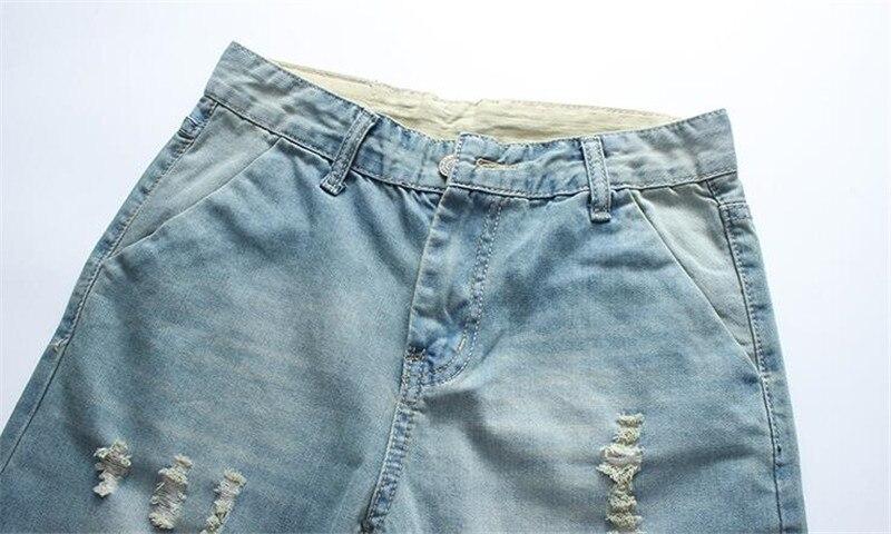 Strappati I Distressed Blu Di Jeans Denim Etero Fit Moruancle Luce Nuovi  Slim Dei Lavato Pantaloni Uomini aPfRPXWYwn ec9e4f2e7397