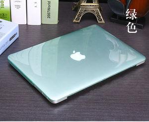 Кристально прозрачный прочный Чехол чехол для Macbook Air 11 13 Pro 13 15 retina 12, 13, 15 дюймов для MacBook pro 13 Чехол A2159 A1932 A1990