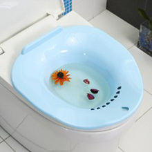 2017 New Postpartum Sitting Basin Free squatting tub for men and women Toilet Sitting Basin drop shipping