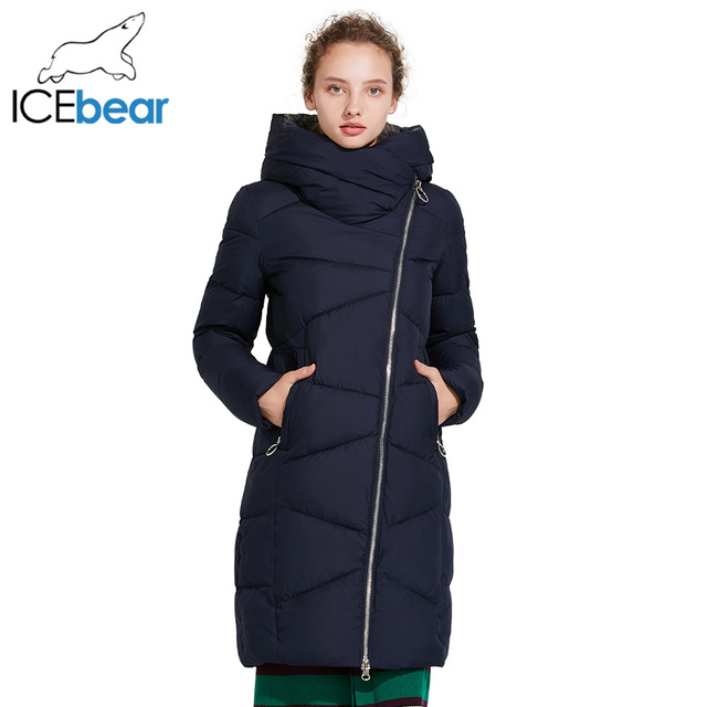 ICEbear Куртка женская подходит к любой фигуре