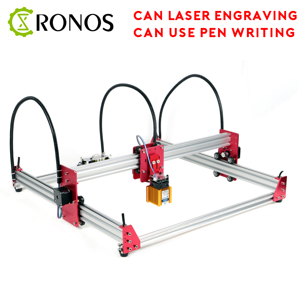 CRONOS 5500mW/15W Laser Engraving Machine and 2Axis Wood Router for Marking Advanced Toys 3