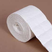 500 шт/рулон салфетки для снятия лака