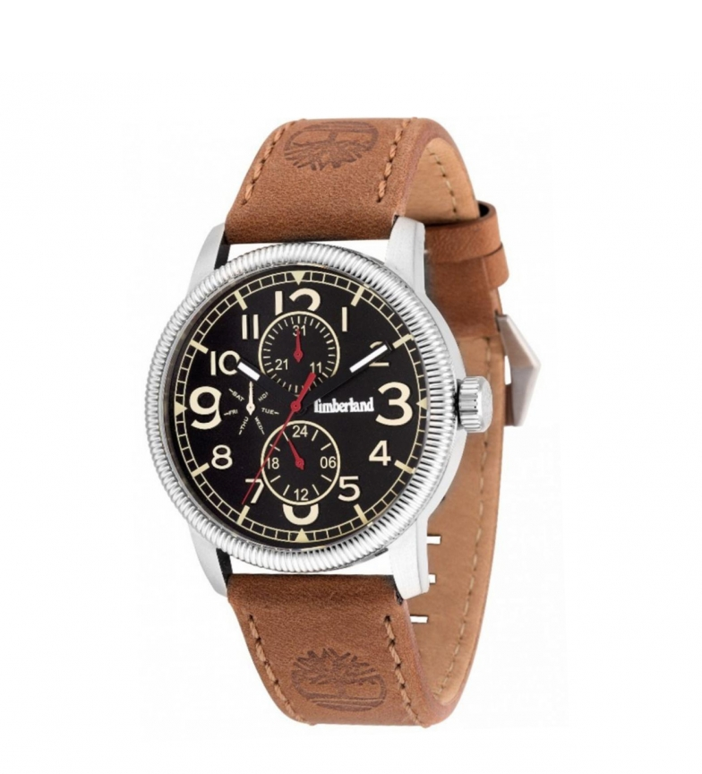 timberland analog chronograph with erving stainless