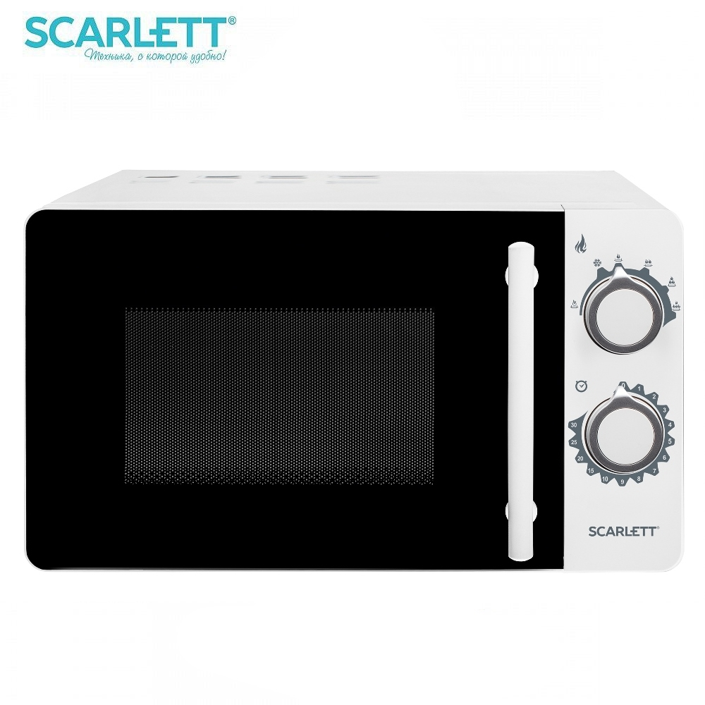 Microwave oven Scarlett SC-MW9020S05M 700 W Microwave oven kitchen Household appliances for kitchen