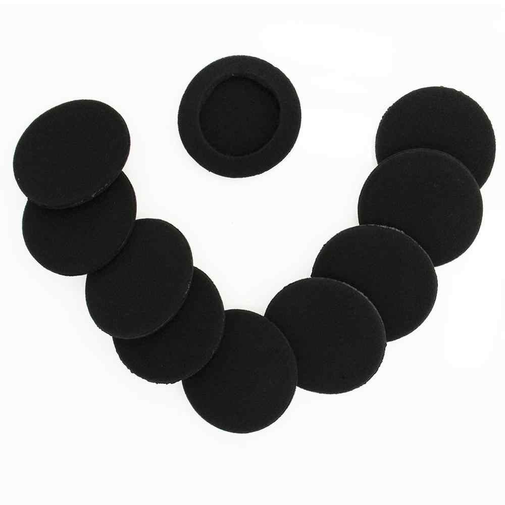 1 par średniej wielkości, jasne, silikonowe w celu uzyskania zatyczki do uszu porady dla Sony Phillips i7s SamSung xiaomi słuchawki słuchawki wymiana
