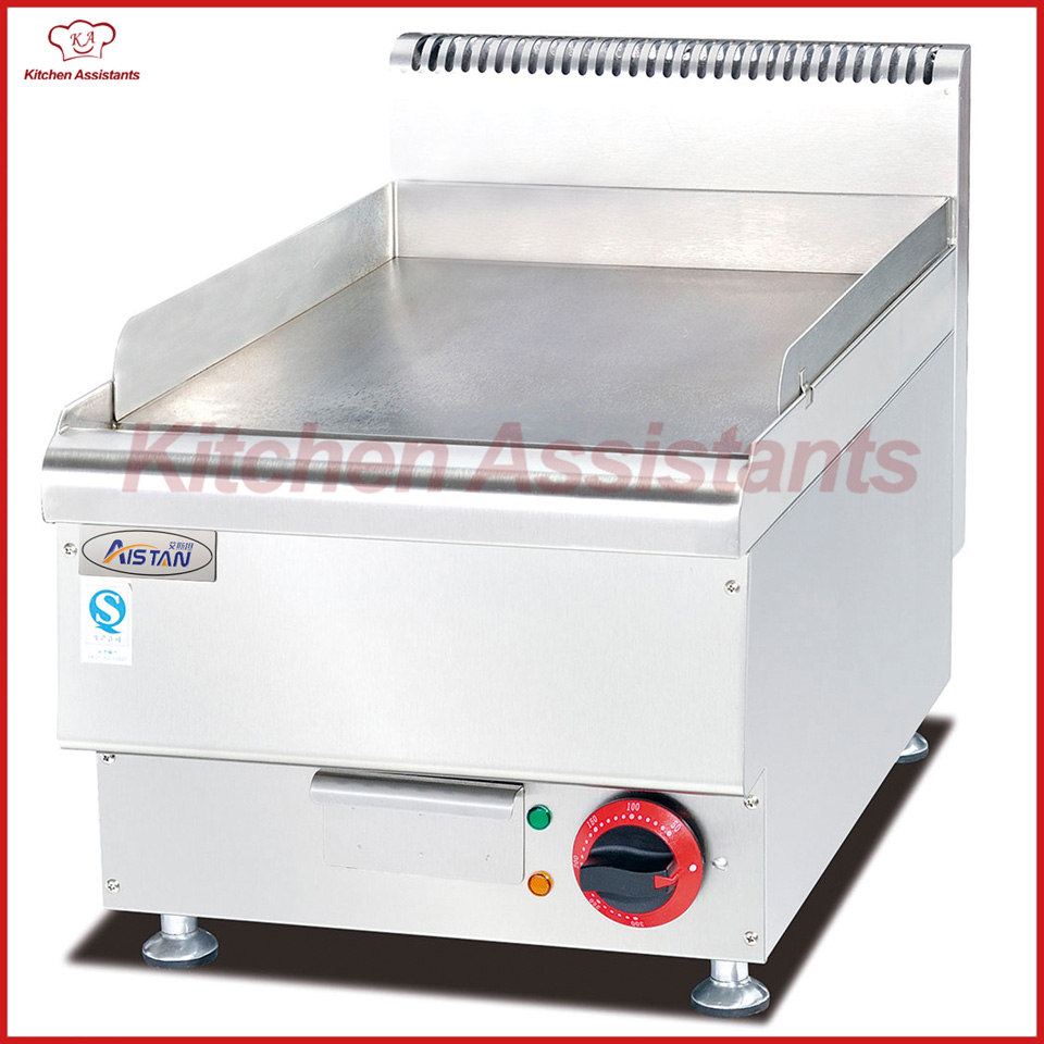 EH636 Electric Griddle(ALL Flat) of catering equipment gh776 gas griddle with cabinet all flat