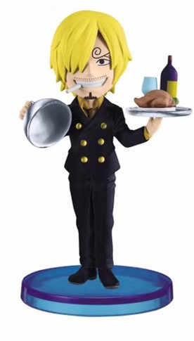 Asli Banpresto One Piece Figure Wcf Sejarah Sanji Pvc Figurine Model Figur Aliexpress