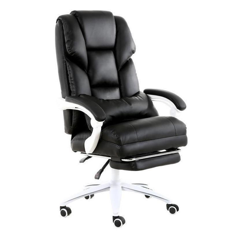 Taburete Y De Ordenador Cadir Escritorio Oficina Sillon Sedie Furniture Gamer Leather Poltrona Cadeira Silla Gaming Office Chair