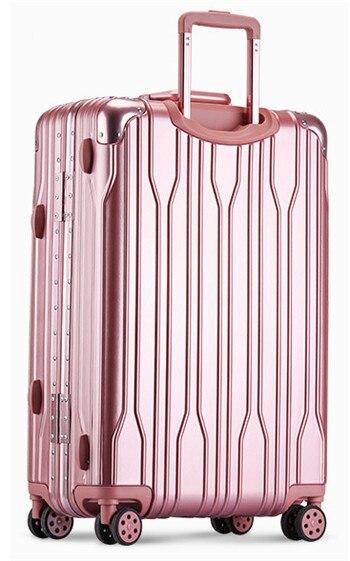 Turystyczna Kids Valise Enfant Set och resväskan Aluminium Alloy - Väskor för bagage och resor - Foto 5