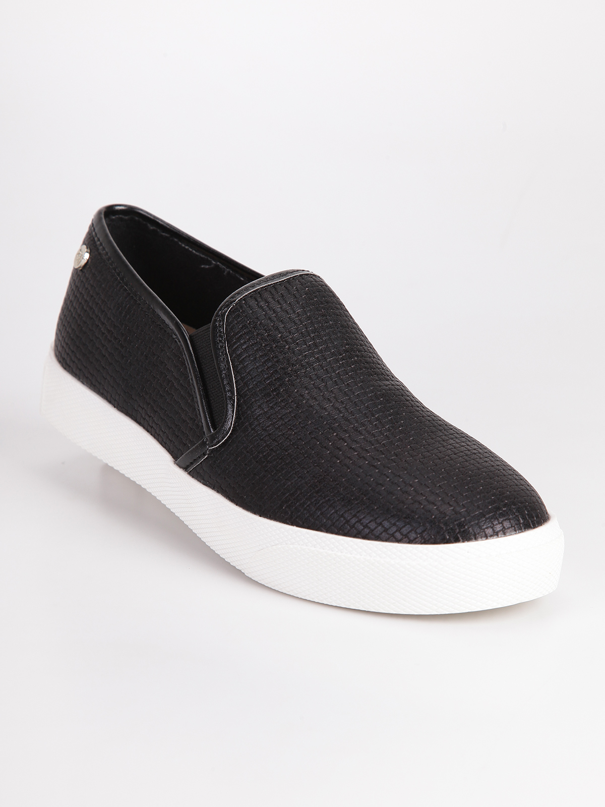 Sneakers Without Laces-black