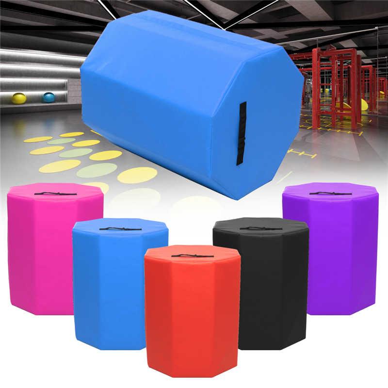 New 25 x 30 Gymnastics Mat Octagon Skill Shape Exercise Preschool Kids Gym Sport