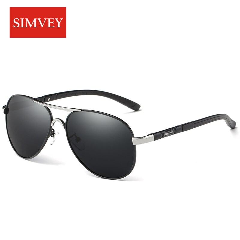 Simvey 2017 негабаритных красочные классический пилот Солнцезащитные очки для женщин Для мужчин для вождения Солнцезащитные очки для женщин по...