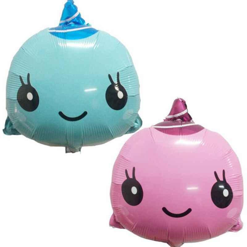 1 個 18 インチ動物ヘッド箔風船キツネ犬のおもちゃ誕生日パーティーの装飾ボール子供素敵なおもちゃのベビーシャワーパーティー用品