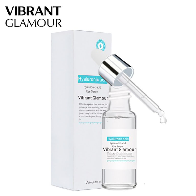 New Hyaluronic Acid Eye Cream Anti-Wrinkle Remover Dark Circles Eye Essence Against Puffiness Anti Aging Ageless Instantly