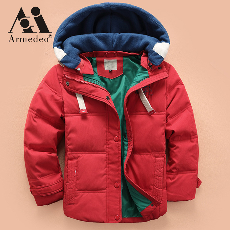 7da1cc4505dc Buy 3 11 year old baby boy and girl down winter fashion jacket and ...