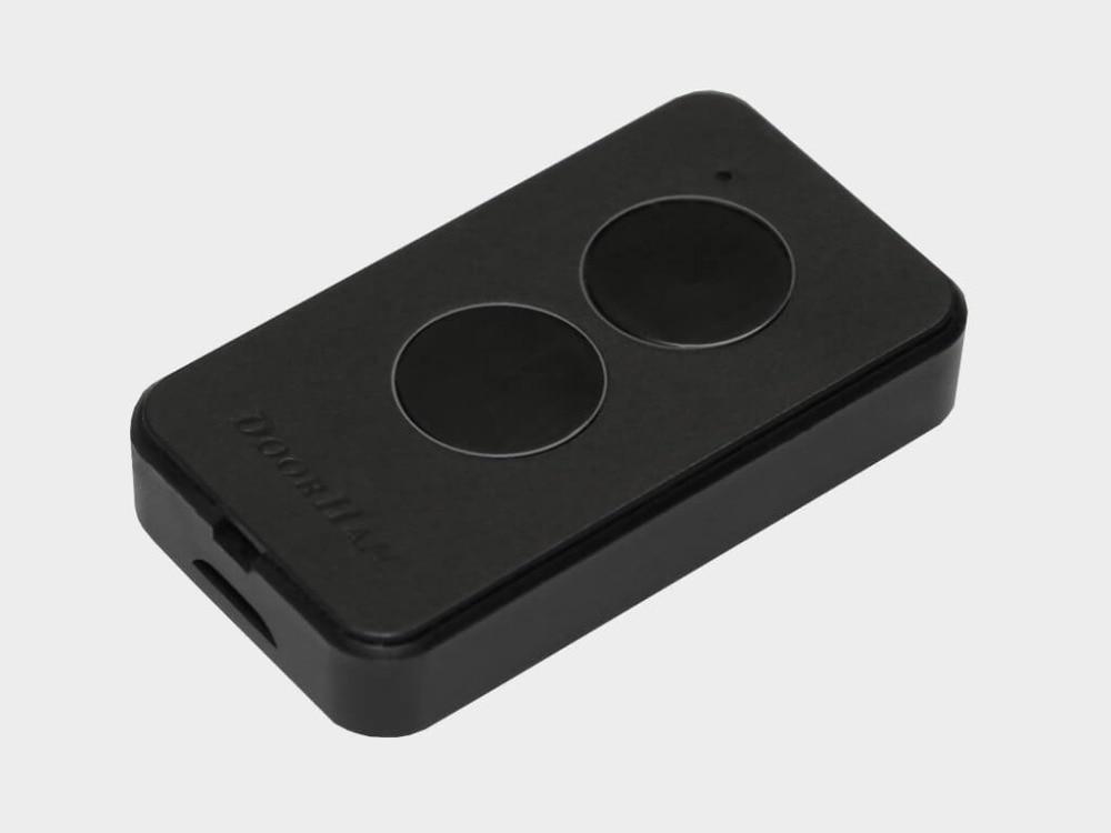 Kit 10 pièces. Télécommande DoorHan Transmitter2Pro-black