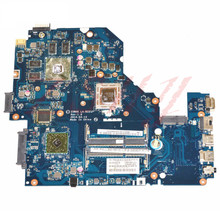 For ACER E5-551G Laptop Motherboard With A10 CPU R7 M265 2GB GPU NB.MLE11.001 NBMLE11001 Z5WAK LA-B221P