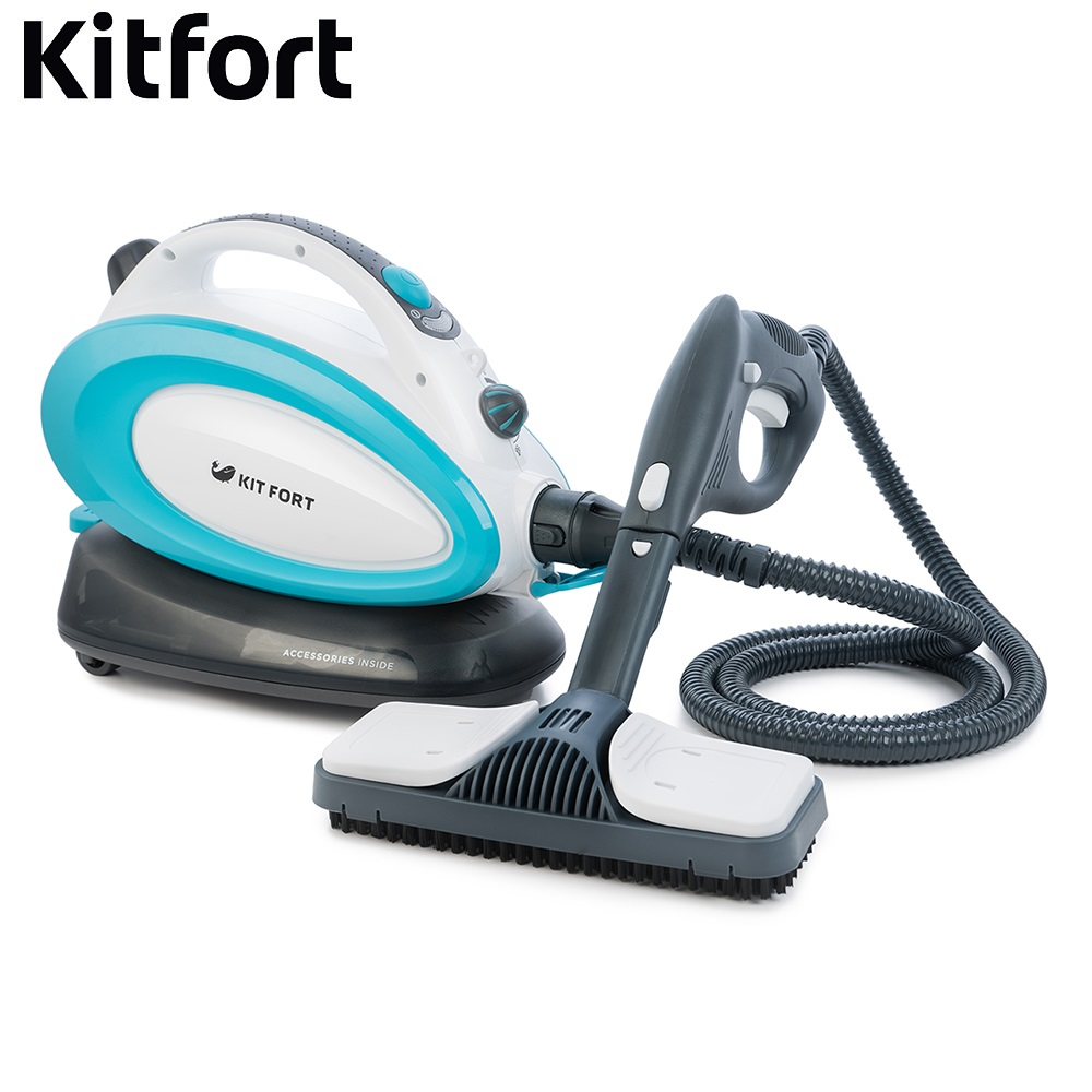 Steam Cleaner Kitfort KT-914 Handheld Steam Cleaner Kitfort KT-914 Electric Cleaning steam High pressure cleaner handheld steam cleaning machine high temperature kitchen cleaner bathroom sterilization washing machine sc 952